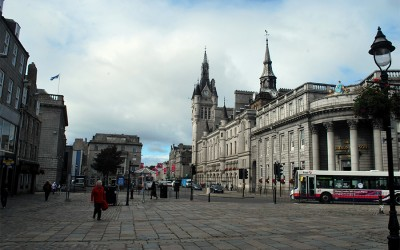 Aberdeen Council Refurbishment