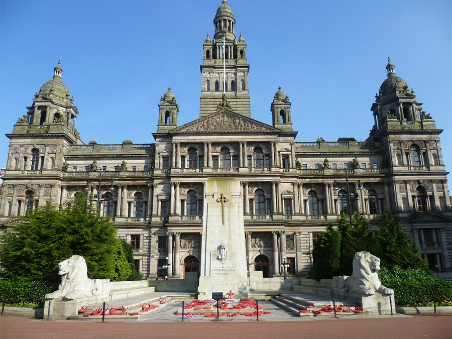 Glasgow Council Refurbishment
