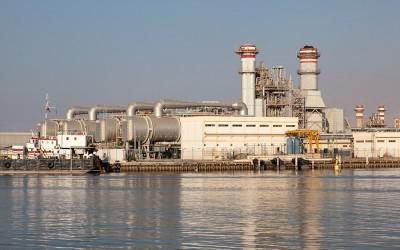 Al Zawra Desalination Plant