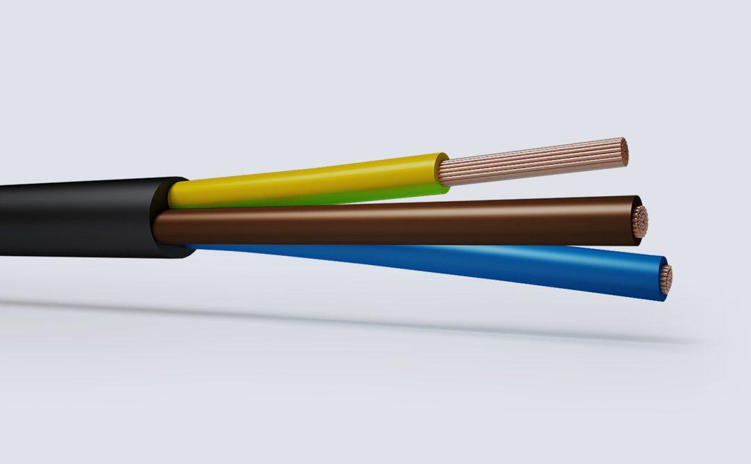 Flexible Rubber Cables